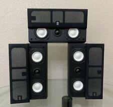 Yamaha Surround Speakers 2 x NS-AP7800BLS Sides + 1 x NS-AP7800BLC Speaker Set