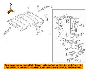 AUDI OEM 07-09 A4 Quattro Convertible/soft Top-Potentiometer 8H0959613A
