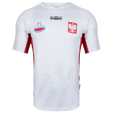 POLAND RUGBY AUTHENTIC HOME SHIRT SIZE L