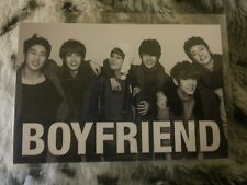 Boyfriend i'll be there official Rare Photocard  Card Kpop K-pop (damaged)