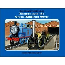 Firmado el ferrocarril serie No.35 Thomas y el gran espectáculo de ferrocarril por C. Awdry
