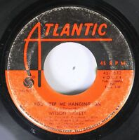 Soul 45 Wilson Pickett - You Keep Me Hanging On / Now You See Me, Now You Don'T