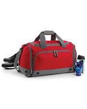 Canvas Travel Holdalls & Duffle Bags with Extra Compartments