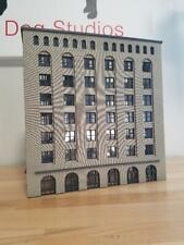 1/87 HO Scale downtown high rise skyscraper Built and ready as pictured