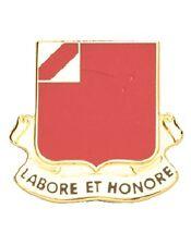 0022 Field Artillery Unit Crest (Labore Et Honore)