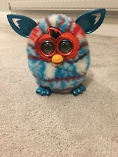 Furby Electronic Talking Pet Blue Red Hasbro