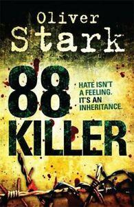 88 Killer (Harper & Levene 2) by Oliver Stark Book The Cheap Fast Free Post