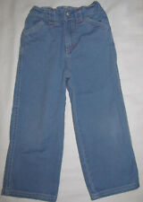 Harley Davidson LIght Blue Wash Jeans Adjustable Waist Boys Girls Size 3T