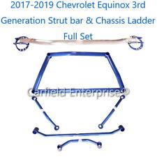 2018-2019 Chevrolet Holden Equinox 3rd Gen Strut Tower Bar Brace Chassis Ladder