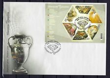 UKRAINE 2010 ,   FDC FIRST DAY  Cover ( HOLOGRAM )