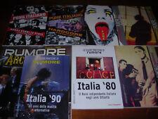 N°7 GUIDE PRATICHE DI RUMORE,Punk italiano,Italia 80/90,Elettronica,New Wave