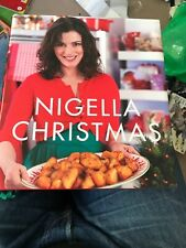 Nigella: Christmas~Food, Family, Friends, Festivities cookbook a1 con freepost