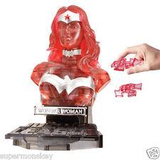 PUZZLE FUN 3D DC COMICS JUSTICE LEAGE WONDER WOMAN ( CRYSTAL )  HW57221
