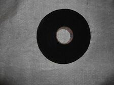 """Black Friction Tape 1 roll 1""""x60' * First Quality *"""