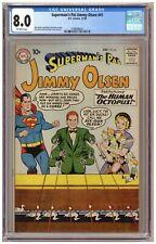 Superman's Pal Jimmy Olsen 41 (CGC 8.0) Curt Swan; DC Comics; 1959 (j#6594)