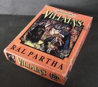 Ral partha dungeons & dragons dragonlance Villains boxed set 10-504 Very Rare