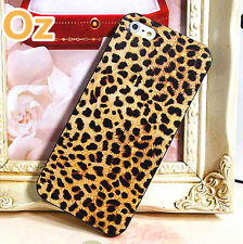 Leopard Cover for iPhone 4/4S, Quality Spotlight Case WeirdLand