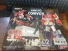 Transformers Hybrid Convoy THS-02 T.H.S.-02 MIB Takara USA For Sale