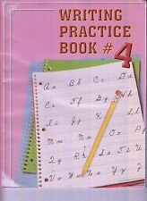 Derby Curriculum Writing Practice Book #4 NO WRITING! (E1-5)