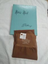 Vintage Merrie Maids sheer seamless support size C fits 10 1/2 - 11.