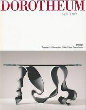 Dorotheum 20th Century DESIGN Secession Post Modernism Jugendstil Mid-Century