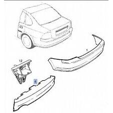 Genuine Opel / Vauxhall Vectra 1996-2002 Impact Absorber rear bumper 90508360