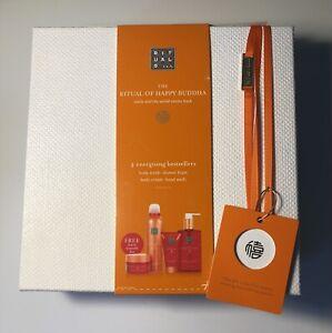 THE RITUAL OF HAPPY BUDDHA, 4 energising bestsellers, RITUALS Geschenkset