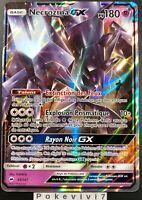 Carte Pokemon NECROZMA 63/147 Holo GX Soleil et Lune 3 SL3 FR NEUF