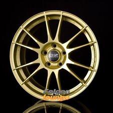 4 Alufelgen OZ ULTRALEGGERA Race Gold 8x17 ET48 5x100 ML68 NEU