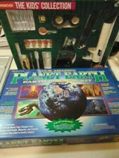 Our Amazing Planet Earth Science Kit Home Learning +Tasco Discovery Kit LOT of 2