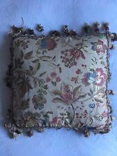 RETRO  FLORAL Vintage Style BOHO  SHABBY CHIC  fabric cushion Paoletti