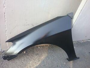 2002-2005 Honda Civic Left Front Fender (Aftermarket) Black Color