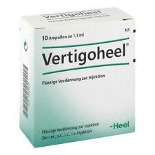 HEEL Vertigoheel 10 Amps Homeopathic Remedies