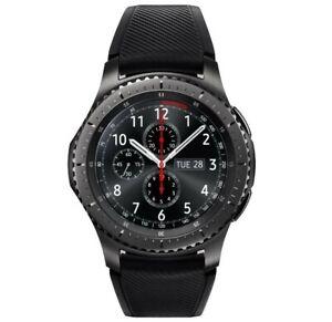 Samsung Galaxy Gear S3 Frontier SM-R765T T-Mobile 4G Smart Watch 46mm - Gray