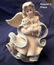 Sarah's Angels PAYTON The Only Way To Find A Friend Is To Be One Figurine 2002
