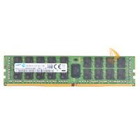 Samsung 32GB 2Rx4 DDR4 PC4-2133P PC4-17000 DIMM ECC Reg Server Memory RAM # 288