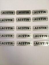 """Austin J40 voiture à pédale """"AUSTIN"""" Cache-Culbuteur Autocollant X 1 J 40"""