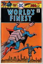 WORLD'S FINEST COMICS 235 DC Batman Superman 1976