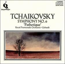 Symphony 6, Tchaikovsky,Excellent, ### Audio CD with artwork-complete,Audio CD,