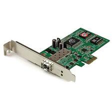 Startech.com Pex1000sfp2 tarjeta PCI Express adaptadora de red Gigabit con 1 ...