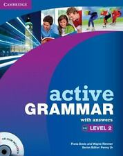 Active Grammar Level 2 with Answers by Fiona Davis (2011, CD-ROM / Paperback)