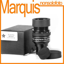 Oculaire Zoom Tecnosky HD 9-27mm Photo Marquis Astronomie TKzoom927