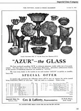 Carnival Glass, Stretch Glass and other Iridescent Ware