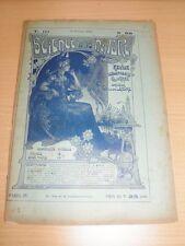 REVUE Science Arts Nature et La Vie Scientifique N°68 Fév 1903 APICULTURE LEPRE