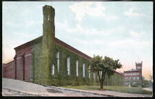 CLAREMONT PA Allegheny County Work House Vtg Postcard