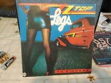 """zz top""""""""legs """"single7"""".or.fr/ger.wb.:9292527.de 1983.rare en single7"""""""