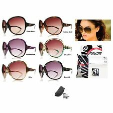 NEW Electric Rockabye Womens Fashion Designer Oversize Sunglasses Msrp$100
