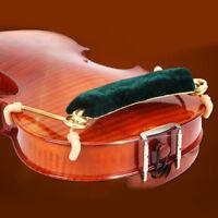 EG_ LK_ Metal Spring Sponge Fiddle Violin Comfortable Shoulder Rest Pad Accessor