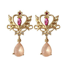 anime Sailor Moon 25th anniversary Neo Queen Serenity Tiara Earrings cosplay