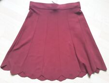 OLIVIA AND GRACE RED TULIP SKIRT SIZE XL UK 18